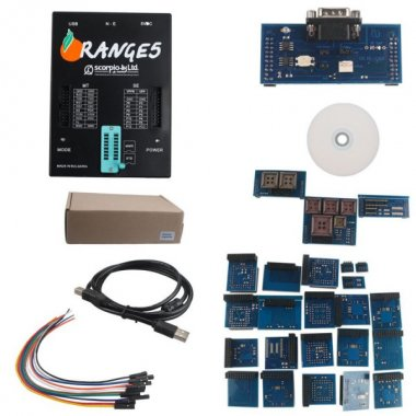 OEM Orange5 Programming Device With Full adapters software
