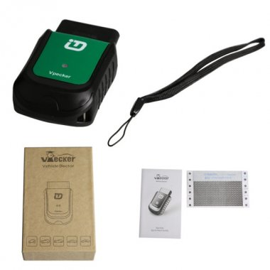 VPECKER Easydiag OBDII Diagnostic Tool Wireless Version