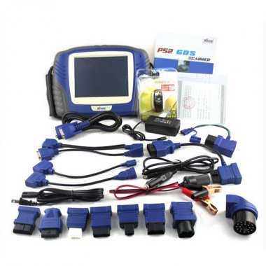 XTOOL PS2 GDS Gasoline Diagnostic Tool