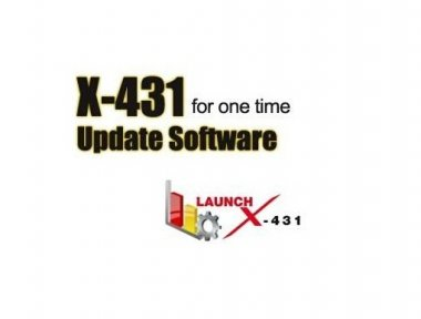 X431 one -time software update