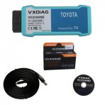 VXDIAG VCX NANO for TOYOTA TIS Techstream wifi version
