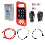 Handy Baby Hand-held Car Key Copy Auto Key Programmer for 4D/46/