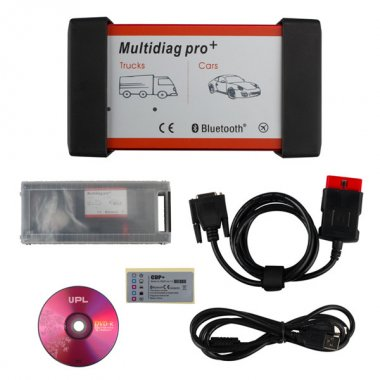 Bluetooth Multidiag Pro+ for Cars/Trucks