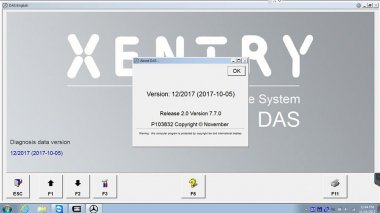 Newest Xentry software Hard disk for SD C4
