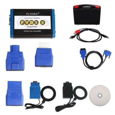 FVDI2 Commander for VAG VW, Audi, Seat, Skoda