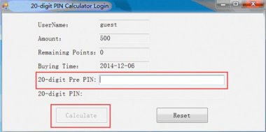 Nissan 20 Digit Code Pin Code Calculator